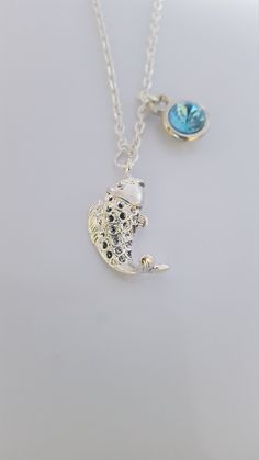 fish pendant ,fish necklace ,fish jewellery ,ship gift pendant ,fish sterling silver necklace , jewellery ,pendant,necklace ,woman accessory Birthstone Necklace, Birthstones, Pendant Necklace, Trending Outfits, Unique Jewelry, Handmade Gifts, Etsy, Vintage, Kid Craft Gifts