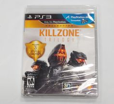 Killzone Trilogy for PlayStation 3 PS3 *BRAND NEW & SEALED*