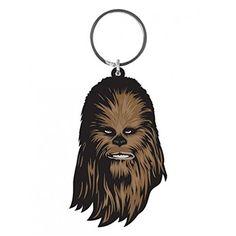 Porte clefs star wars chewbacca