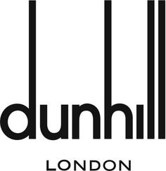 Love the Dunhill brands simple twist.