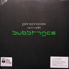 Joy Division Substance 2LP Vinil 180 Gramas Factory Records Warner Optimal Alemanha + Download 2015 EU - Vinyl Gourmet