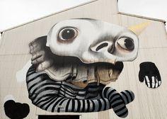 Street art | Mural by Claudio Ethos