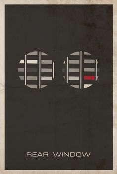 'Rear Window' poster, brickhut.wordpress.com