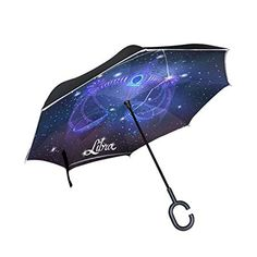 InterestPrint Custom Shape Colorful Square Anti Sun UV Foldable Travel Compact Umbrella