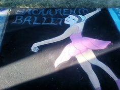 "Al's Poem Zone: ""Sacramento Ballet"" (Jen Christ, Artist)"