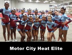 Candy elite all stars new all star team located in for Motor city newark nj