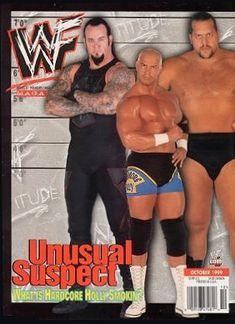 WWF October 1999