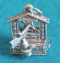 Image result for vintage sterling silver mechanical charms