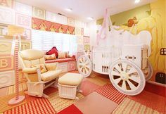 The perfect fairytale bedroom (for a boy or girl!)