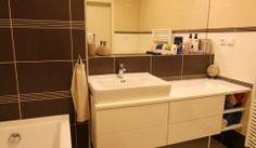 Bathroom, small apartment