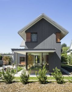 Married Architects Design Their Dream Home: Modern, Energy Efficient And  Cost Savingly DIY (photos)