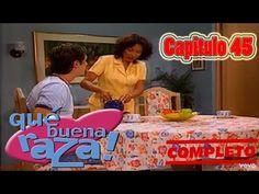 Qué Buena Raza Capitulo 45 Completo - YouTube