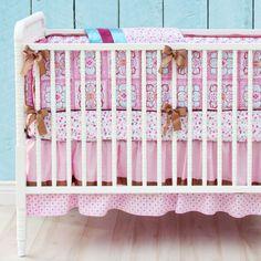 Vintage Baby Bedding Crib Sets - Home Furniture Design Baby Girl Nursery Bedding, Baby Crib Sheets, Baby Crib Bedding Sets, Crib Sets, Vintage Bedding Set, Home Furniture, Furniture Design, Baby Boutique, Cribs