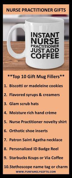 10 Nurse Practitioner Gifts Ideas Nurse Practitioner Gifts Nurse Practitioner Gifts In A Mug