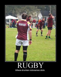 Rugby by ~jordanskeleton on deviantART -  For the best rugby gear check out http://alwaysrugby.com