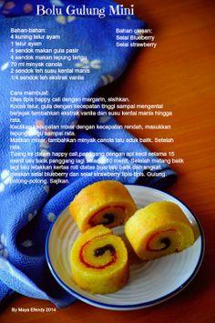 Roll cake Recipe