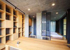 Casa T,© Spaceshift Studio