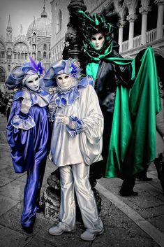 Carnaval Veneciano - Venetian Carnival