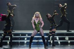 Planet Hollywood Hosts Britney Spears' Piece Of Me
