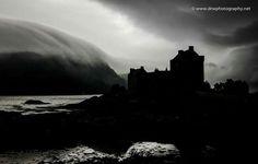 Not my photo. Eilean Donan, Scotland, Castles, Landscape, Chateaus, Castle, Palaces, Forts