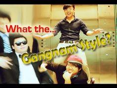 GANGNAM STYLE FAIL!