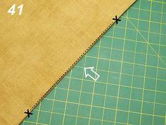 Fler BLOG | U Ajky / Šití pro začátečníky - košíček Vide Poche, Couture, Blog, Basket, Handmade Crafts, Creative Crafts, Fabrics, Creativity, Blogging