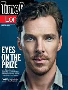 Benedict Cumberbatch. Sept 30 2014 Alright, normally don't go for him. But this caught me off guard.
