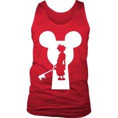 Kingdom Hearts Keyhole Shirt