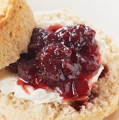 Weekend project alert! Grab the canning supplies and put up a few jars of Blackberry-Chipotle Jam. Serve on biscuits or with pork.