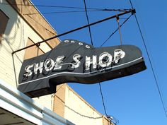00103-Brownsville Shoe Repair sign
