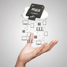high proformance Mini Memory card USB Micro sd card + Adapter 128MB-64GB TF card BT2 #HespiridesGifts #amazing #beautiful #best #bestoftheday
