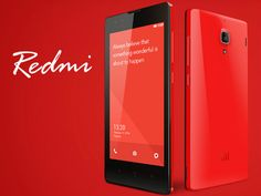 Purchase Xiaomi's Moto G rival Redmi 1S Latest Smart Phone at Low Price