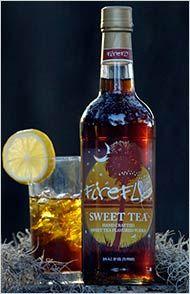 Firefly sweet tea vodka, .....Charleston