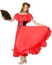 9e0a7b5d64f1 (Limited Supply) Click Image Above: Adult Spanish Senorita Costume - Spanish  And Mexican Costumes
