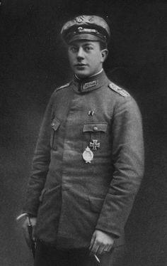 Paul Wilhelm Bäumer (11 May 1896 – 15 July 1927) was a German fighter ace in World War I.