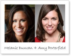NEW WEBINAR! Melanie Duncan & Amy Porterfield talk Pinterest for your Business www.amyporterfield.com/pinterest