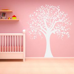 Tree Wall Decal-Vinyl Large Tree Decals For by LivingCreatively