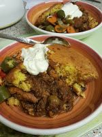 Experiments in Food: Tamale Pie
