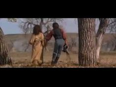 Kevin Costner in Dances with Wolves...