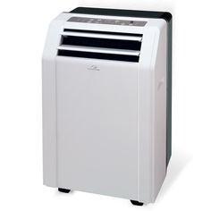 8000 BTU 3-in-1 Portable Air Conditioner with Remote