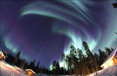 Auroras finlandesas