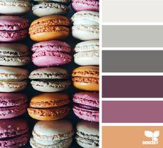 macaron hues | design seeds | Bloglovin  DAJA https://es.pinterest.com/danijavor/