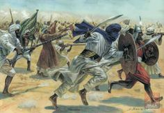 Arab Warrior | ARAB/MUSLIM WARRIOR 1/72