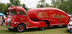 1947 White Labatt's Streamliner | Richard Spiegelman | Flickr