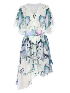 Boudicca ~ Silk dimension dress US$969
