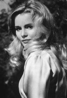 Steve McQueen's women:  Tuesday Weld (1960's)