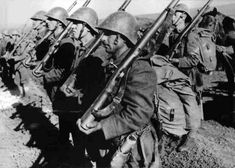 Romanian Infantry.