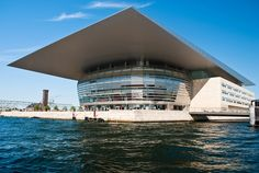 The New Modern Copenhagen Opera House https://www.facebook.com/pages/Tante-Brocante-en-De-Dames-Van-Dale/110046885761851?ref=hl