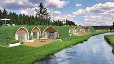 地球と共生するための、どこにでも立てられる緑あふれるプレハブハウス「GREEN MAGIC HOMES」をご紹介。砂漠にも立てられるこの家は、価格も日本円で約110万円と安く、さまざまな人に家で暮らすチャンスを与えている。