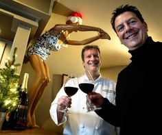 """Naccarato cemented his name in culinary circles when he landed in Aspen, Colo., where he earned a coveted """"Best New Chefs"""" award from Food and Wine Magazine in 1988 — the first year for the awards — for his restaurant, Gordon's."""